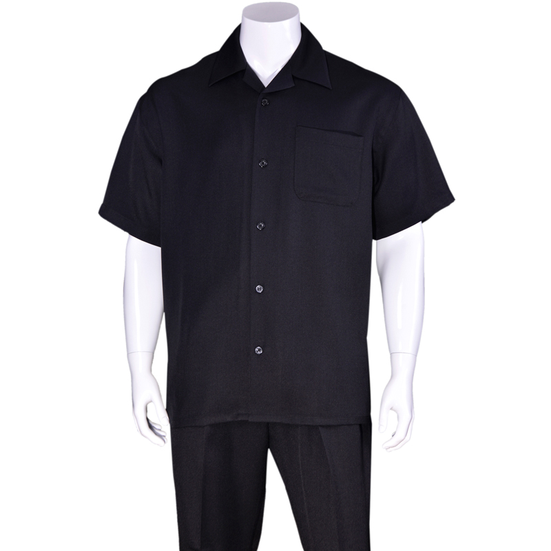 Mens Suits And Hats : Men's Casual Walking Suits At
